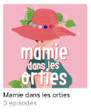 Podcast Mamie dans les orties